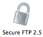 Mac OS X Secure FTP Client