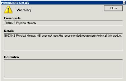 OpsMgr RAM Usage