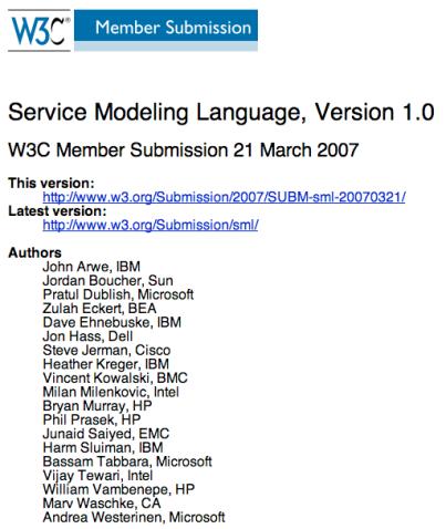 System Modeling Language
